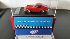 BBR  Ferrari  275  GTB SPECIAL  OMAR  SHARIF    BBR CAR08   1:43  OVP  MR