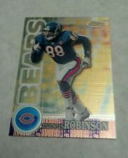 MARCUS ROBINSON 2000 TOPPS FINEST