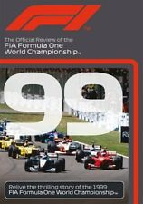 FORMULA ONE 1999 - F1 Season Review - MIKA HAKKINEN Grand Prix 1  - Reg Free DVD