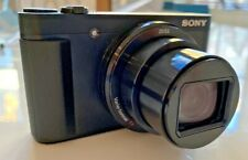 Sony Cyber-Shot HX80 Compact Digital Camera with 30x Optical Zoom (Black)