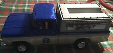 ERTL CLASSIC MOTORBOOKS 1:25 SCALE 1960 FORD 4 TRUCK BANK Open Box