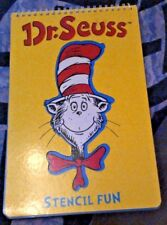 Dr Seuss Stencil Fun (2004-01-04) - Spiral Bound