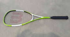 Wilson Ncode NPro Green Squash Racquet