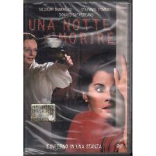 Una Notte Per Morire DVD Tallullah Bankhead / Stefanie Powers Sigillato