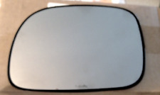 Fits 00-07 Caravan Town & Country Voyager Left Driver Mirror Glass w/ Holder OE