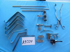 Acromed Zimmer Surgical Orthopedic Instruments