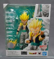 S.H. SH Figuarts Super Saiyan Gotenks Dragon Ball Z DBZ Bandai Japan NEW ***