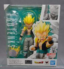 S.H. SH Figuarts Super Saiyan Gotenks Dragon Ball Z DBZ Bandai Japan NEW ***