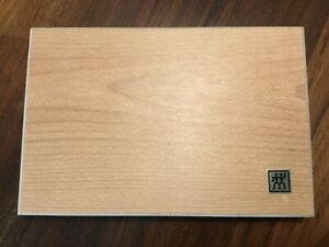 Zwilling J A Henkel Knife Set New In Box