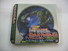 IRON MAIDEN - THE FINAL FRONTIER - BRAND NEW CD JAPAN PRESS MISSION EDITION 2010