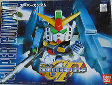 Super Gundam SD Model Kit BB 227 - Generation - F GF Bandi - New