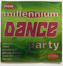 New Millennium Dance Party by Various Artists (Cd, Jun-2001, Rhino)
