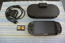 Sony PS Vita Bundle: PCH-1101 OLED Screen WIFI 3G, 2 Games Persona, Borderlands