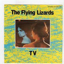 (IJ175) The Flying Lizards, TV / Tube - 1980 - 7 inch vinyl