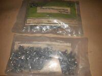 Lot of 50 pcs gt322a (гт 322 a) pnp Germanium transistors, ussr