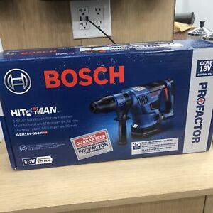 Bosch GBH18V-36CN Profactor 18V SDS-max 1-9/16 Hitman Rotary Hammer New in Box