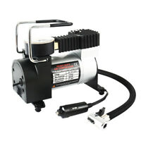 12V Portable Car Electric Inflator Pump Air Compressor 80PSI Electric Tire Tyre
