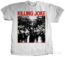 Killing Joke - Pope Apparel T-Shirt M - White
