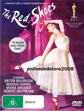 The RED SHOES Ballet Dancing (2x ACADEMY AWARDS) Classic Film DVD (NEW SEALED)