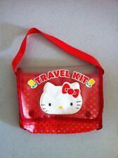 Vintage 1976 Hello Kitty Travel Kit Purse