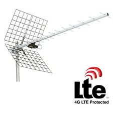 ANTENNE TV  UHF RECEPTION TNT HD CANAUX 21 A 69 IMPEDANCE 75 Ohms