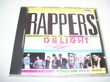 Rappers Delight ( VERY RARE ARCADE CD 1987 )