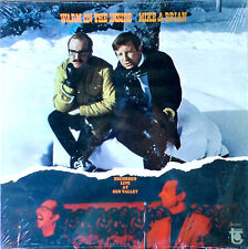 MIKE & BRIAN - WARM ON THE INSIDE - TOWER LP - STILL SEALED