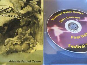 Norwood Ballet Centre Official DVD #1 Dance Spectacular AFC 20th Nov 2011