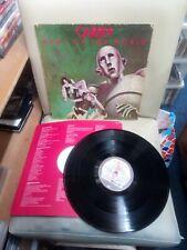 "QUEEN News of The World - 1st press g/f 12"" vinyl LP die-cut inner 5355-1 EX"
