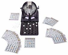 MMP Living Deluxe Bingo Set with 60 Cards, 96 Bingo Balls - Limited Edition