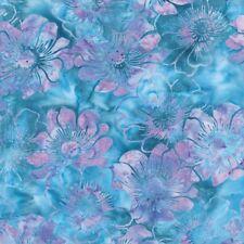 Hoffman Fabric ~ Moonstruck Salmon~ Bali Batik Alaska ~1//2 yard ~100/% Cotton