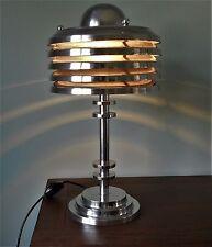 vintage retro art deco nautical style desk table lamp