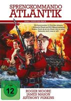 SPRENGKOMMANDO ATLANTIK (ROGER MOORE, JAMES MASON, ANTHONY PERKINS,...) DVD NEU