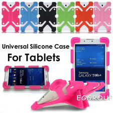 """Universal Shockproof Soft Silicone Case Cover For 7""""-12"""" Android Tablet PC iPad"""
