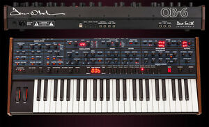 Dave Smith Sequential &Tom Oberheim OB-6 6 Voice Analog Synthesizer //ARMENS//
