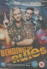 66974 DVD - WWE Bending The Rules [NEW / SEALED]  2012  WWE MOVD003