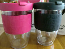 0,3l BODUM to Go Set Mehrwegbecher 300ml Deckel Dallmayr Joy Coffee Cup