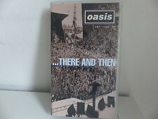 K7 Video VHS OASIS  ... There and then 200701 2