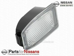 Genuine Nissan 2004-2015 Titan Armada Mirror Puddle Lamp NEW OEM