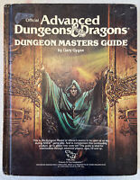 Advanced Dungeons Dragons Dungeon Masters Guide revised Dec 1979  2nd cover
