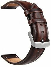 For Gear S3 Frontier / Classic Watch Band,TOROTOP Leather Strap Replacement For