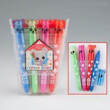 House of Mouse Glitter Gel Pen Set, 4 Colours