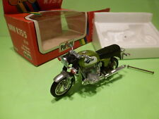 POLISTIL MS605 BMW R75/5 - MOTOR CYCLE GREEN 1:15 - EXCELLENT IN BOX