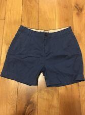 Mango Ladies Blue Shorts Size 38
