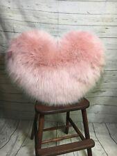 Heart Shaped Throw Pillow Cushion Plush Pillow Gift Home Sofa Decoration Cushion