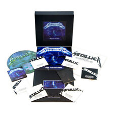 Metallica ‎– Ride The Lightning box Vinyl LP Sealed NEW! 858978005066