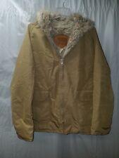 Women's Extra Large Vintage Woolrich Zip-up Coat Jacket
