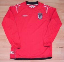 0939a765c ENGLAND 2004 AWAY UMBRO FOOTBALL SOCCER SHIRT JERSEY TOP LARGE BOYS 11-12  YEARS
