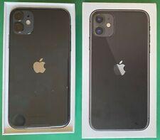 Apple iPhone 11 - 64GB - Black (Unlocked) A2111 (CDMA   GSM)