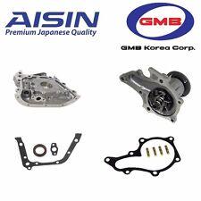 AISIN Oil Pump OPT-036 & Water Pump 1701620  Toyota Corolla GTS AE86 4AGE MR2